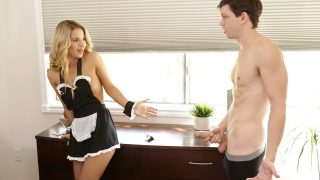 Stepbrother and sister argued over desire